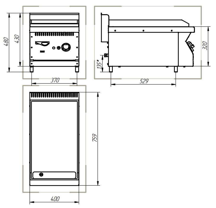 газовая плита схема - Лучшие схемы и описания для всех.